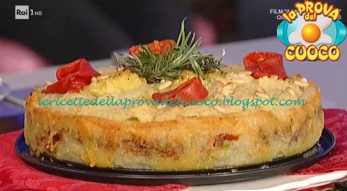 Pastel de patatas y carne ricetta Povedilla da Prova del Cuoco