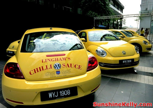 Lingham's Chilli Sauce Convoy Cars