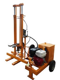 Jual Electric Hydraulic Dutch Cone Penetrometer 10 ton