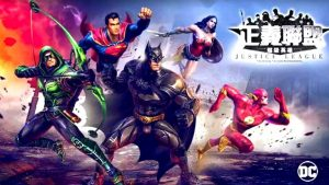 Download Game Mod Justice League Superheroes APK MOD Android 0.19.2.4