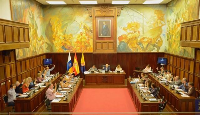 Aprobación actuaciones 2017  Cabildo Gran Canaria, 20 millones