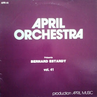 Bernard Estardy April Orchestra Vol 41