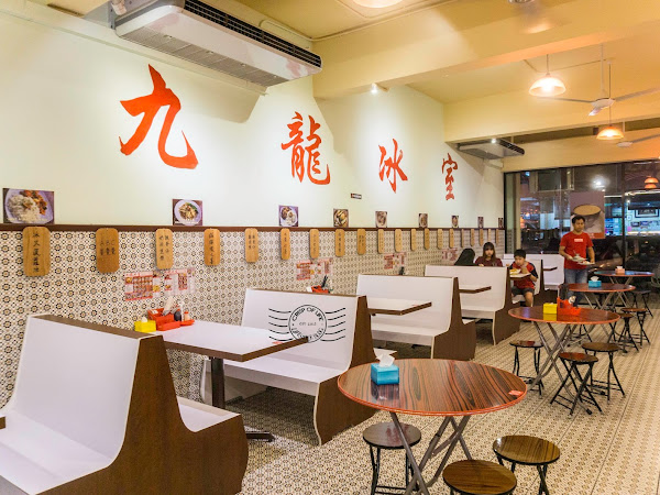 Kowloon Ice House 九龙冰室 @ Lintas, Kota Kinabalu