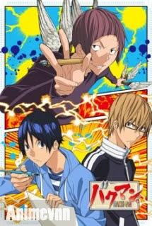 Bakuman SS3 - Bakuman Season 3 2013 Poster