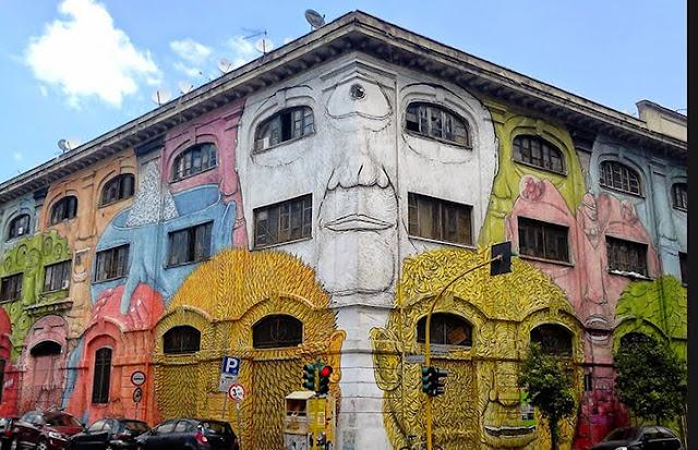 Street Art a Ostiense