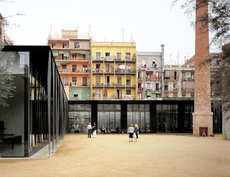 Arte y ensayo - Calle borrell barcelona ...