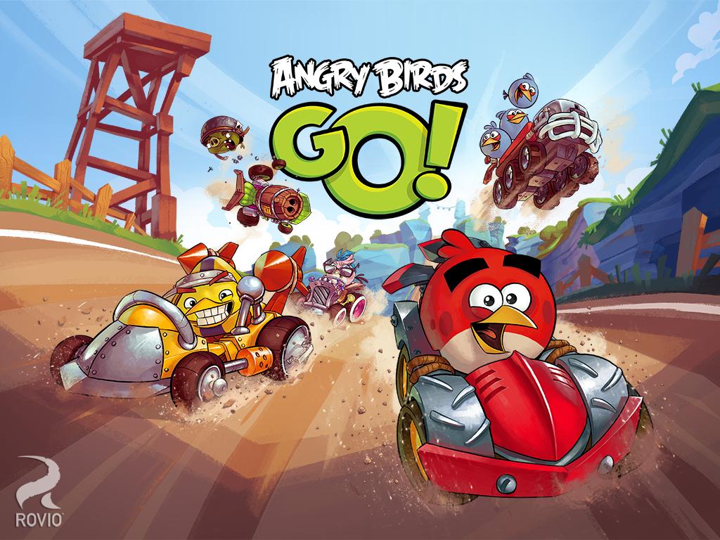 Download Angry Birds Go Mod Apk-Get Free [Mods/Money/Cheats]