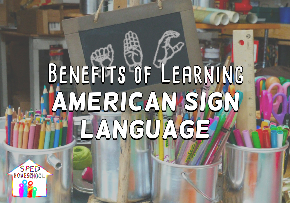 Benefits of Learning American Sign Language