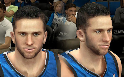NBA 2K13 JJ Barea Cyberface Patch