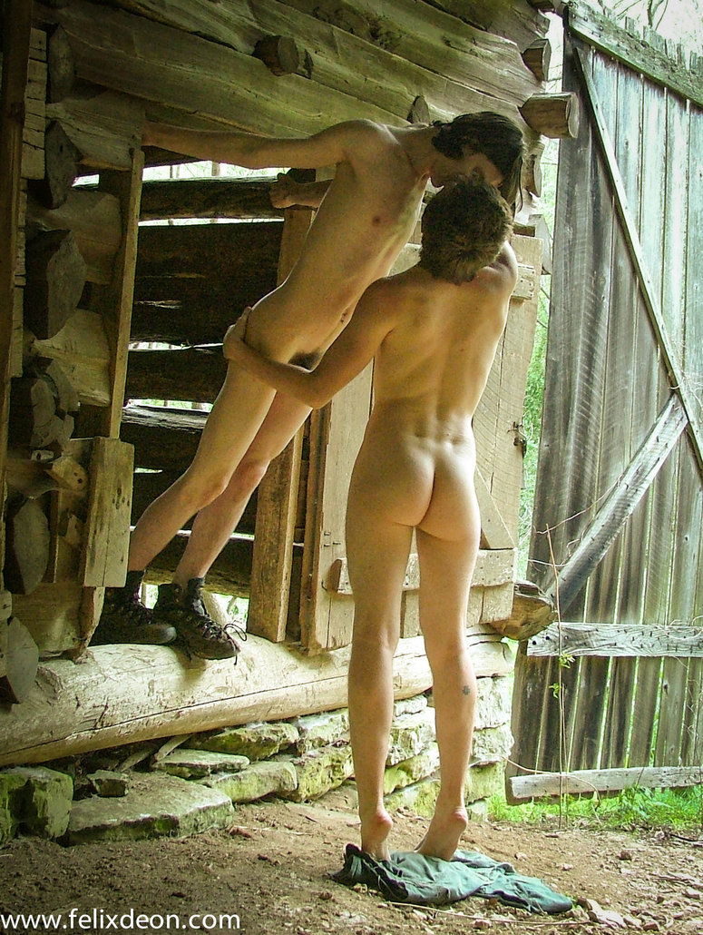 Opinion sexy naked man in barn necessary words