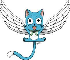 Myblog Karakter Karakter Di Anime Fairy Tail Terlengkap