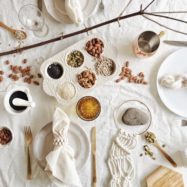#recetasfáciles y #mesasfelices Orgánico y Natural