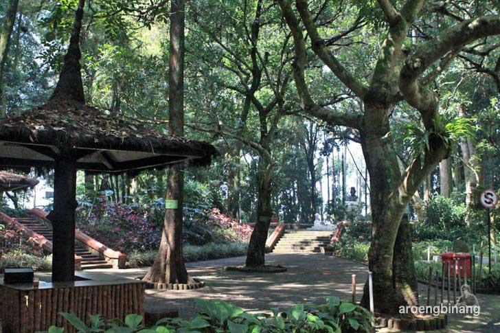 taman hutan raya ir. h. juanda bandung