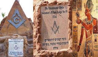 Kenapa Kat Kitab2 Sihir Freemason Dan Tugu Freemason Ada Nama Nabi Sulaiman (solomon)