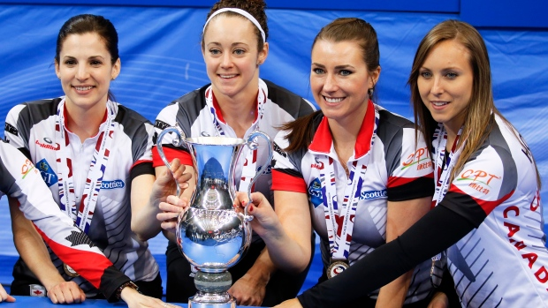 Rachel Homan wins gold for Canada at World Women's Curling Championship 2017