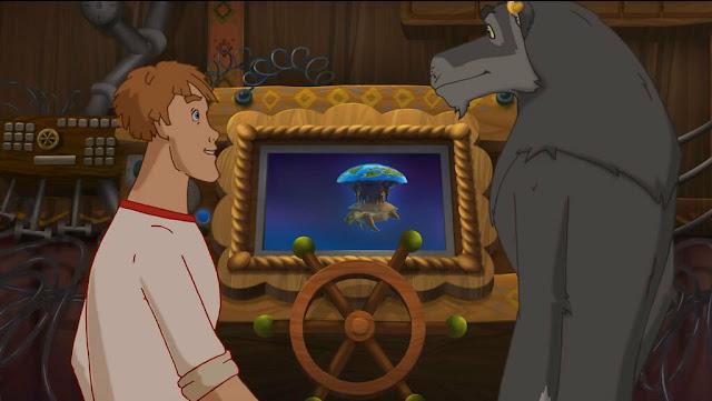 Иван Царевич и Серый волк — 2
