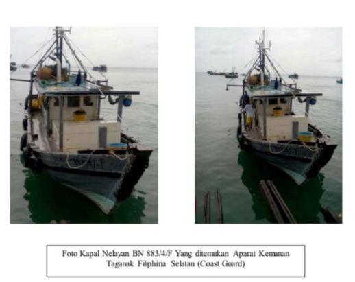 2 Orang Pelaut Selayar, Di Sandera Abu Sayyaf
