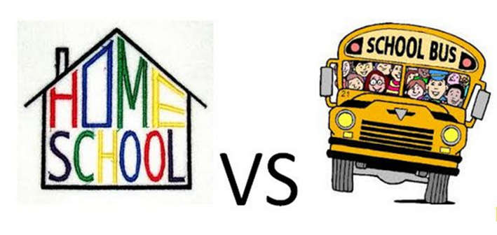 Homeschool vs school