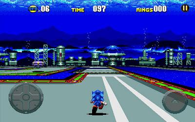 Clássico jogo Sonic CD do Sega CD chega diretamente para o sistema Android 2