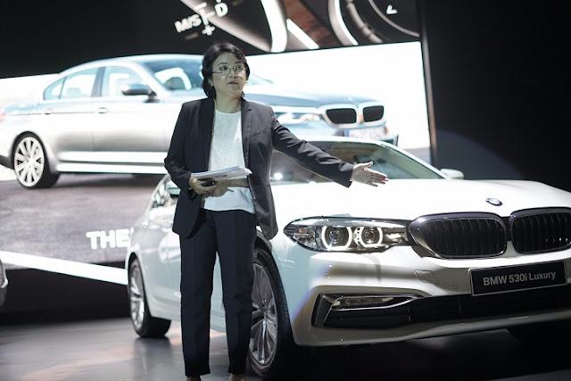 Spesifikasi BMW Seri 5 2017