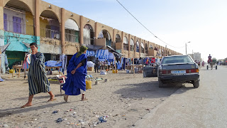 People are having their funny pyjamas in Mauritania