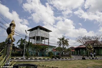 Bali's Kerobokan prison, Indonesia