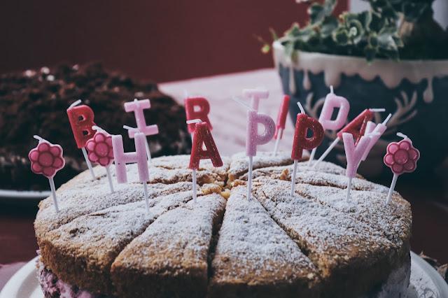 Weekly Update, Kuchen, Brownies, Geburtstag, Studium