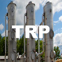 Canada blue chip stock : TSX: TRP TC Energy stock price chart