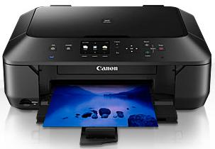 Canon PIXMA MG6450 Driver Printer & Manual Download