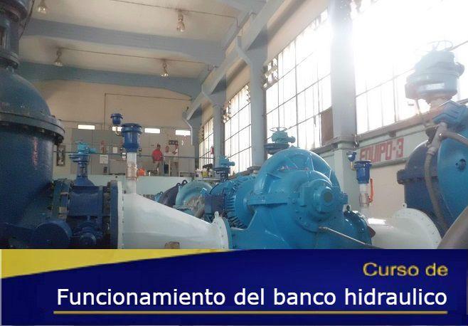 Banco hidráulico