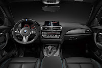BMW M2 Coupé With M Performance Parts (2016) Dashboard