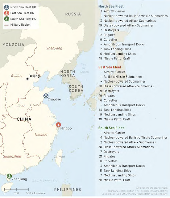 Submarine Matters Liaoning Carrier Group First Exercise - Us navy fleet map