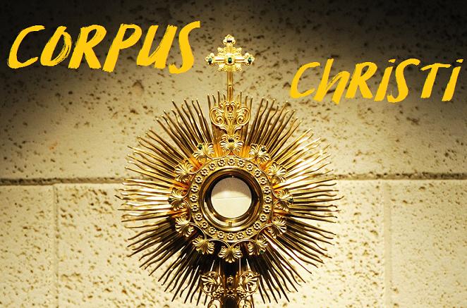 Resultado de imagem para Corpus Christi