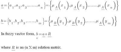 Fuzzy Network Vector equations