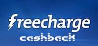 Rs.50 Cash Back on Freecharge.in October 2014