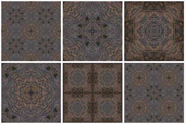 наталия пономарева новодвинск, p_i_r_a_n_y_a, фото, иллюстрации, картинки, зарисовки, скетчи: Бесшовная фактура, квадрат - следы на песке
