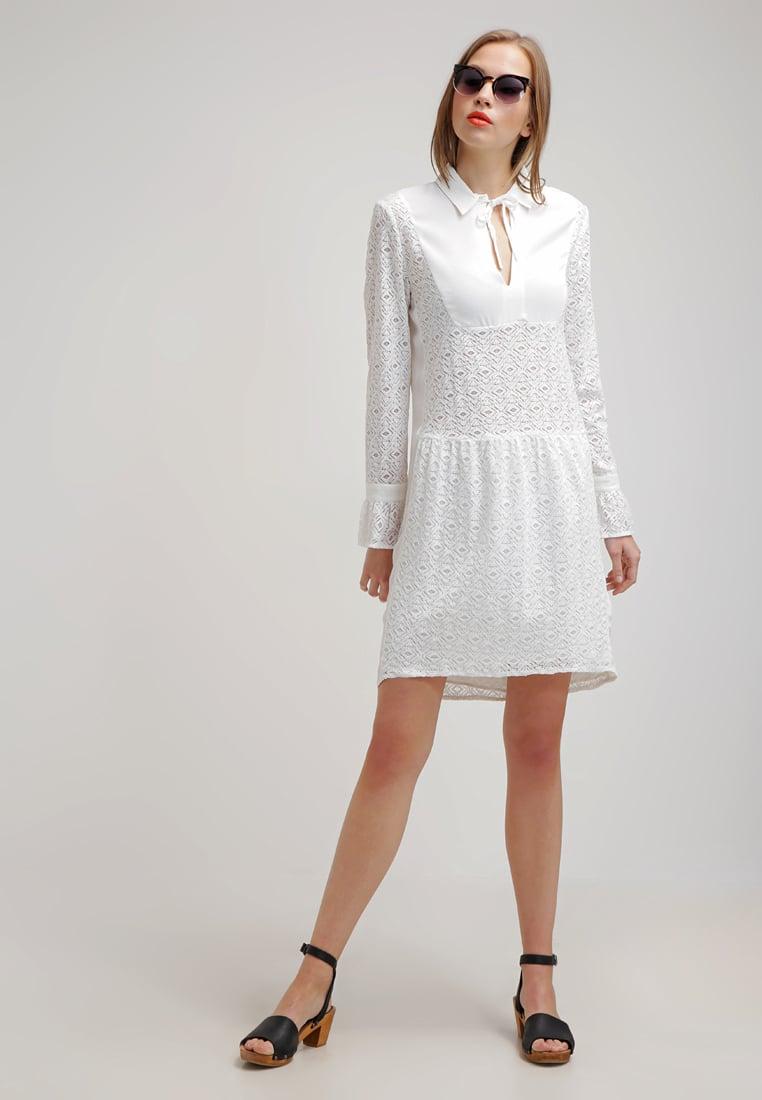 biała sukienka, sukienka w stylu boho