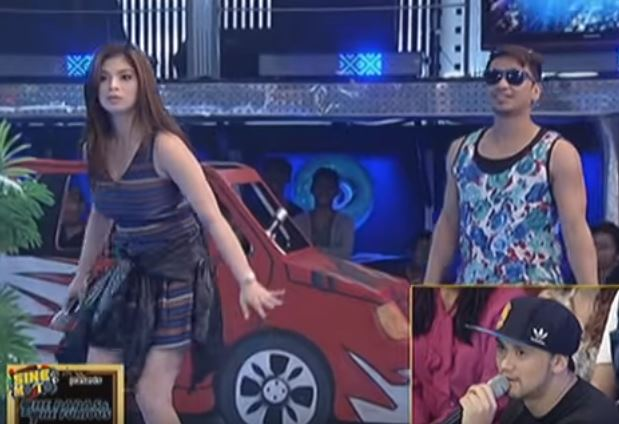 Angel Locsin, Vhong Navarro, Anne Curtis And Jhong Hilario Played This Game On It's Showtime That Made Everyone Burst In Laughter! WATCH IT HERE!