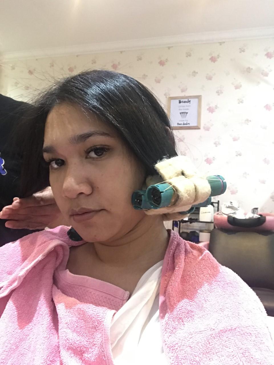 Review Permanent Blow At Kalea Beauty Bar Wonderland Of Mine