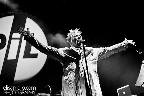 Johnny Rotten PIL
