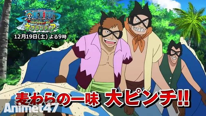 Ảnh trong phim One Piece: Cuộc Phiêu Lưu Đến Lãnh Địa Nebulandia 3