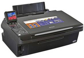 EPSON TX400 Resetter Download