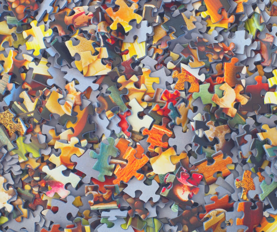 Celebrate Valentine's Day At Home   Jigsaws are a great way of coming together to celebrate, you spend time together!