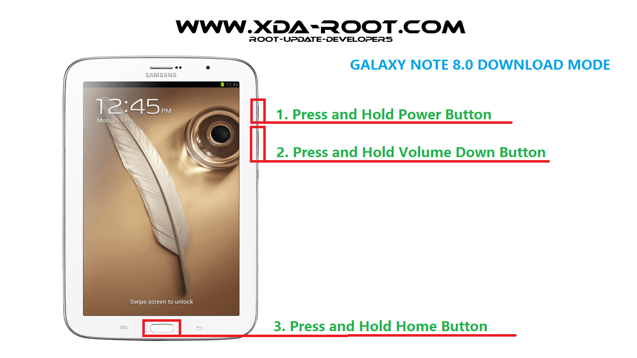 DOWNLOAD MODE GALAXY NOTE 8.0 N5100