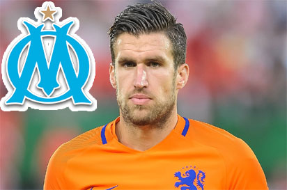marseille completes the signing if Kevin strootman
