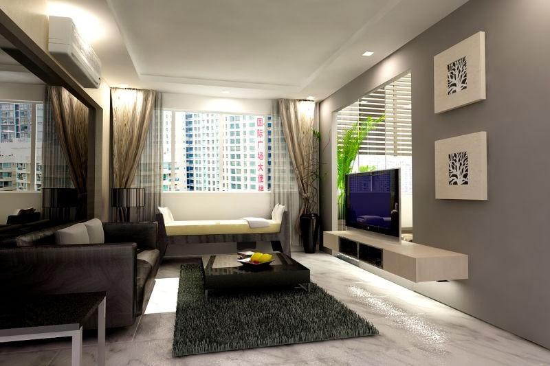 interior rumah minimalis 7