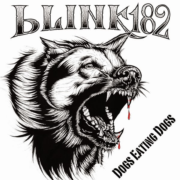 Blink-182 - Dogs Eating Dogs - EP Cover