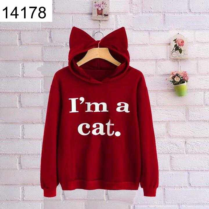 Jual Jacket / Sweater Sweater Cat - 14178