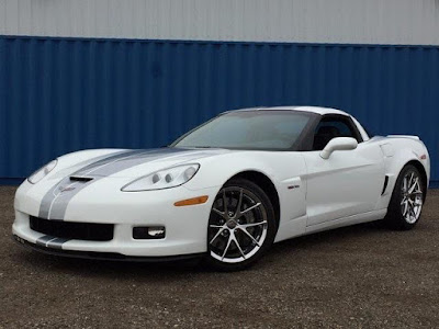 2013 Chevrolet Corvette Z06 at Purifoy Chevrolet near Denver