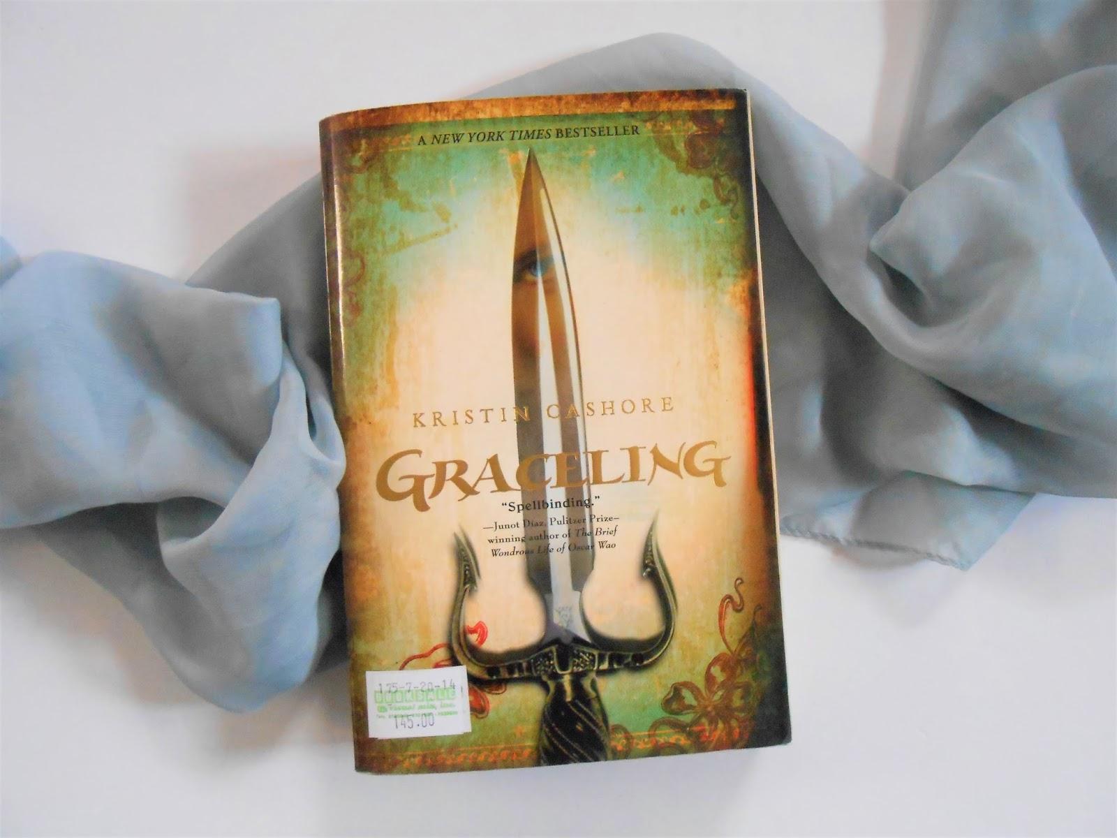 book critical reviews graceling